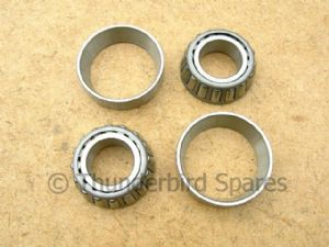 Taper Roller Head Bearing, Norton Featherbed Models, pair